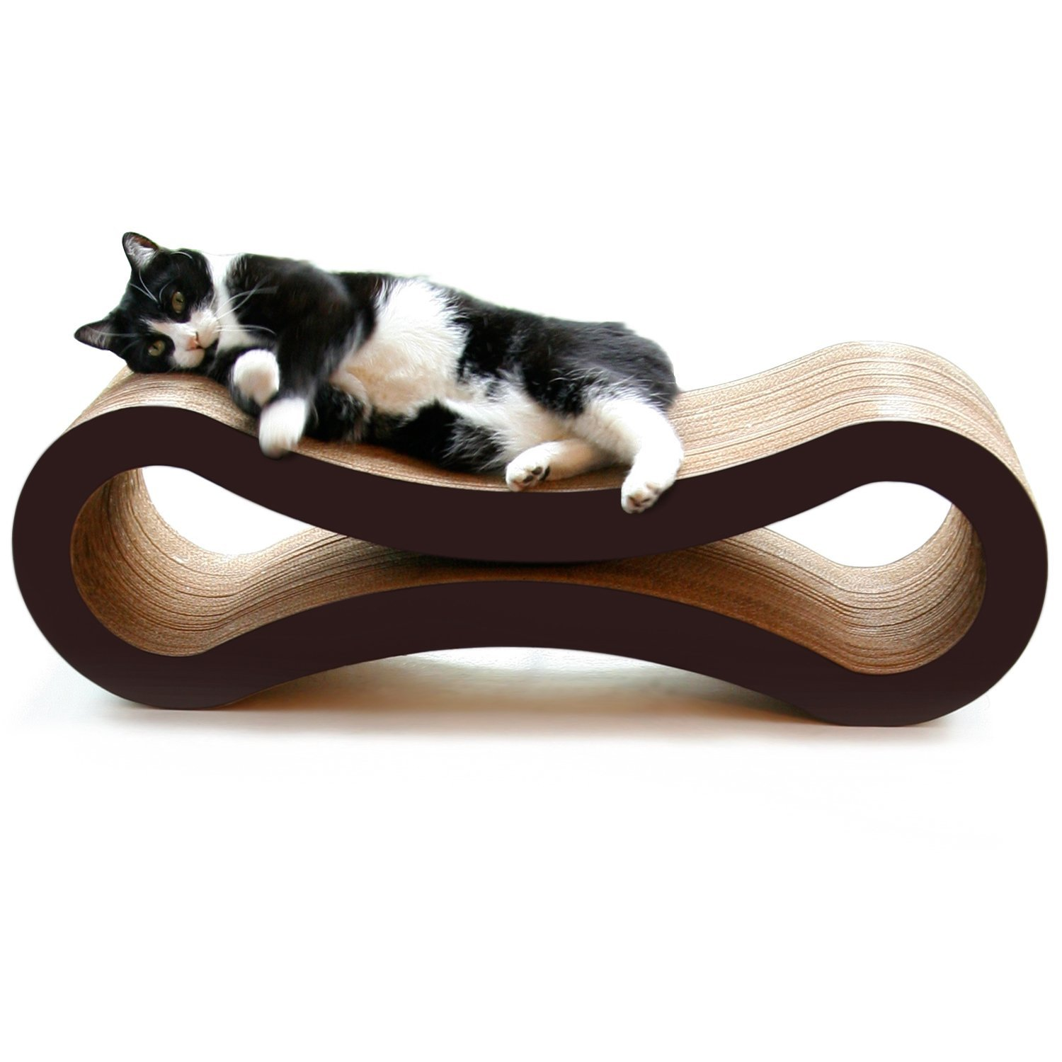 PetFusion Cat Scratcher Lounge - Deluxe & Review