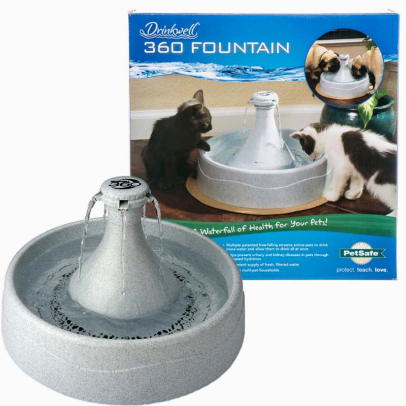 Drinkwell 360 Pet Fountain 128oz