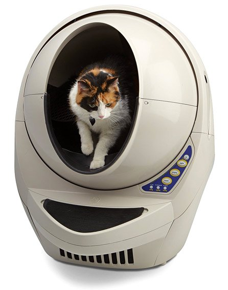 The 10 Best Automatic Cat Litter Box Reviews For 2016