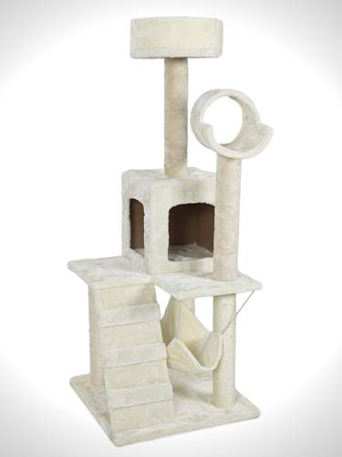 Best Choice Products Deluxe Cat Tower Tree Condo Scratcher