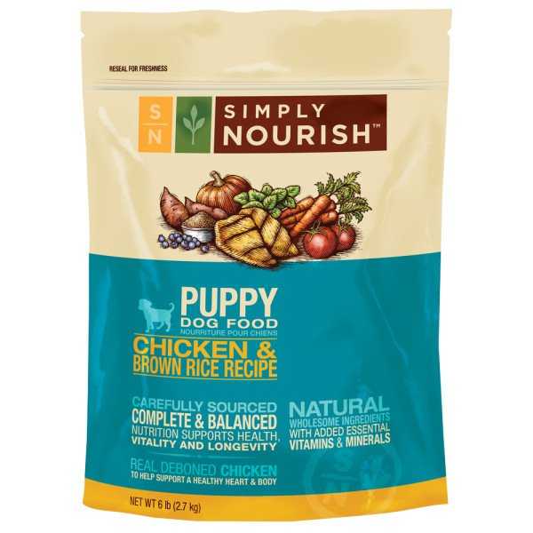 Best Natural Puppy Food