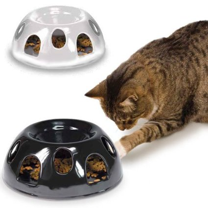Pioneer Pet Tiger Diner Portion Ceramic Control Dish