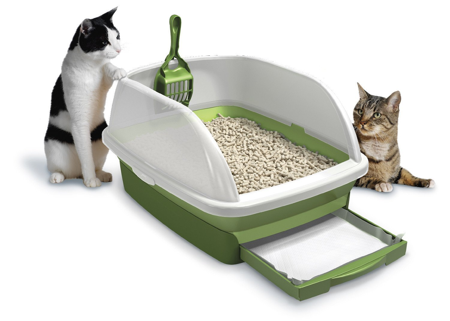 How Much Cat Litter For One Cat