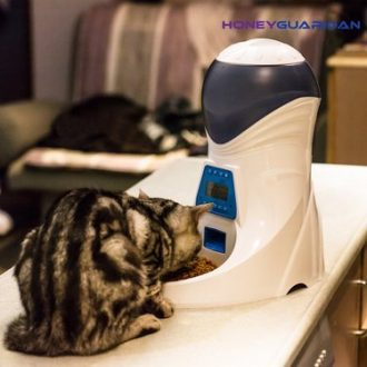 honeyguaridan pet feeder review