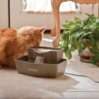 drinkwell multi tier fountain for cats